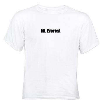 Everest T Shirt