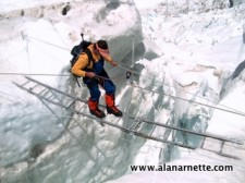 Ladders in the Icefall
