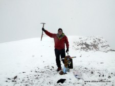 Summit: Audio Dispatch from Aconcagua