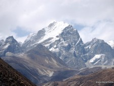Everest 2014: Acclimitizing on Lesser Peaks