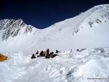 Denali 14K Camp: Another World