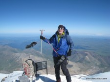 Elbrus Summit Recap