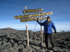 Brief KIlimanjaro Summit Recap
