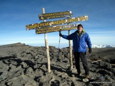 Summit: Audio Dispatch from Mt. Kilimanjaro