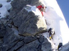 Everest 2013: Ladder on the Hillary Step? A Bad Idea