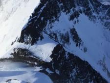 Lhotse seen from Everest