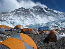 Everest 2012: Preparing for the Push