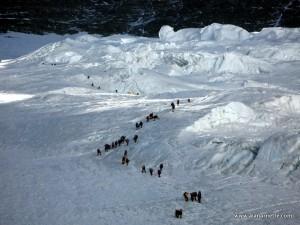 Lhotse Face in 2008