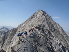 Capital Peak Knife Edge