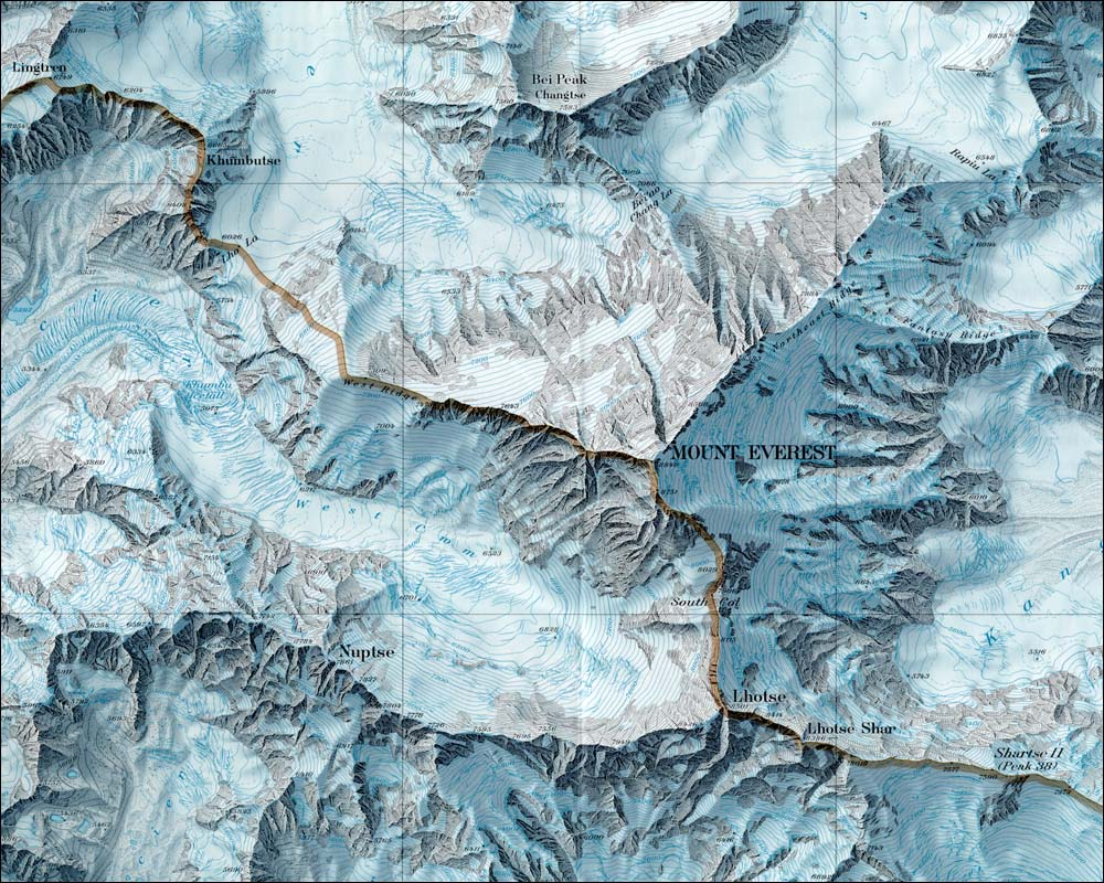 Everest 2013: What is the Easiest Route on Everest? | The Blog on ...