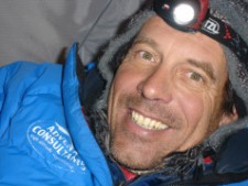 Everest 2013: Interview with Guy Cotter - Boss and Climber