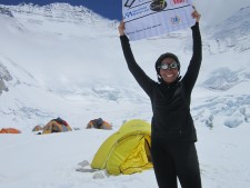 Everest 2013: Interview with Georgina Miranda - More than a Climb