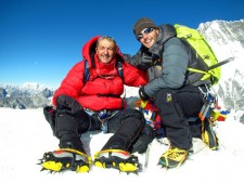 Everest 2013: Interview with David Liano - Double Summit