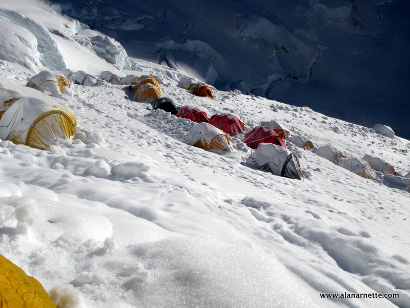 Image result for lhotse face