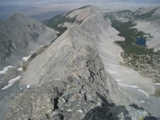 LIttle Bear West Ridge