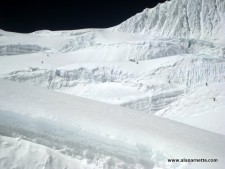 Manaslu 2013 - Dramatic Changes