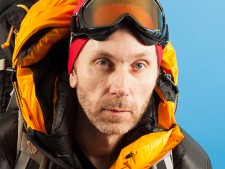 Everest 2014: Ellis Stewart - Never Giving Up