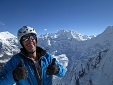 Everest 2014: Interview with Greg Paul and his New Knees