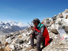 Everest 2014: My Relationship with my Sherpa