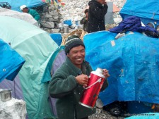 Everest 2014: Base Camp Life