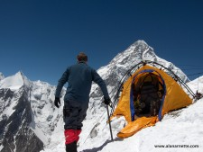 K2 from Broad Peak