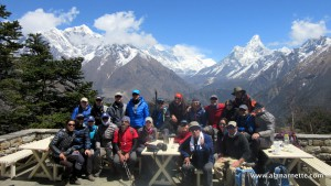Madison Mountaineering Everest/Lhotse 2015 Team