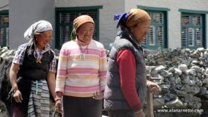 Sherpa Women