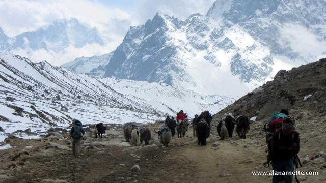Upper Khumbu