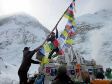 Everest 2016: Team Locations and Headlines