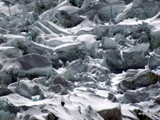 Khumbu Icefall - Everest 2015
