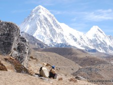 Porters in Nepal. People like me could not do what I do without your strength, and commitment. Thank you.