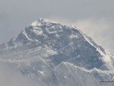 Everest from the Khumbu Trek