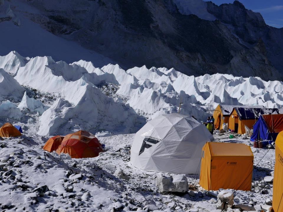 Furtenbach Everest Base Camp 2016