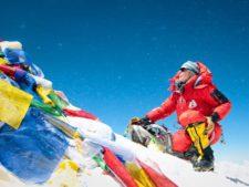 Melissa Arnot on Everest summit 2016 no OsMelissa Arnot on Everest summit 2016 no Os