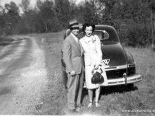 Jim and Ida Arnette 1948