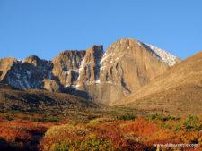 Death on Colorado's Longs Peak