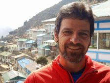 Everest 2017: Interview with Jim Davidson