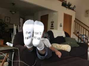 Fallen Socks
