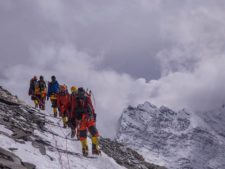 Everest 2017: Who is left? - updated