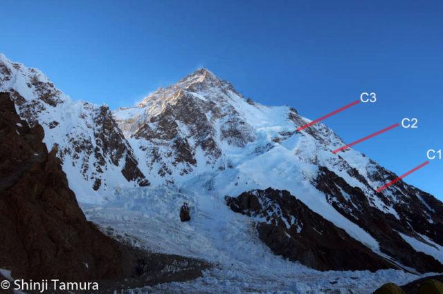 HImex K2 Česen Route 2017 by Shinji Tamura