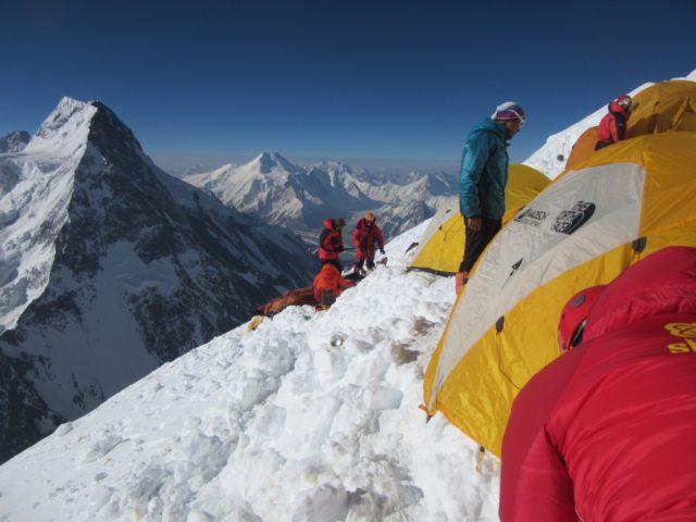 Camp3 on K2 2014