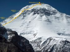 Autumn 2019 Himalayan Season: Determined Climbers Not Giving Up