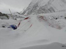 Polish Winter 2018 K2 Base Camp