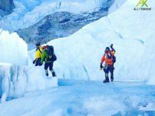 Winter Everest Summit Bid Starts!
