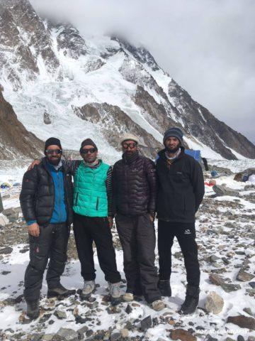 K2 Winter 2018 HAPS