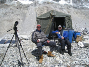 Greg Vernovage - Everest 2011
