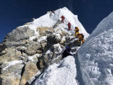 Everest 2018: Summit Wave 8 - Recap, Hillary Step Photo - Update 2