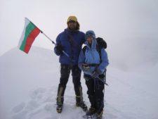 Missing Climber on Shishapangma