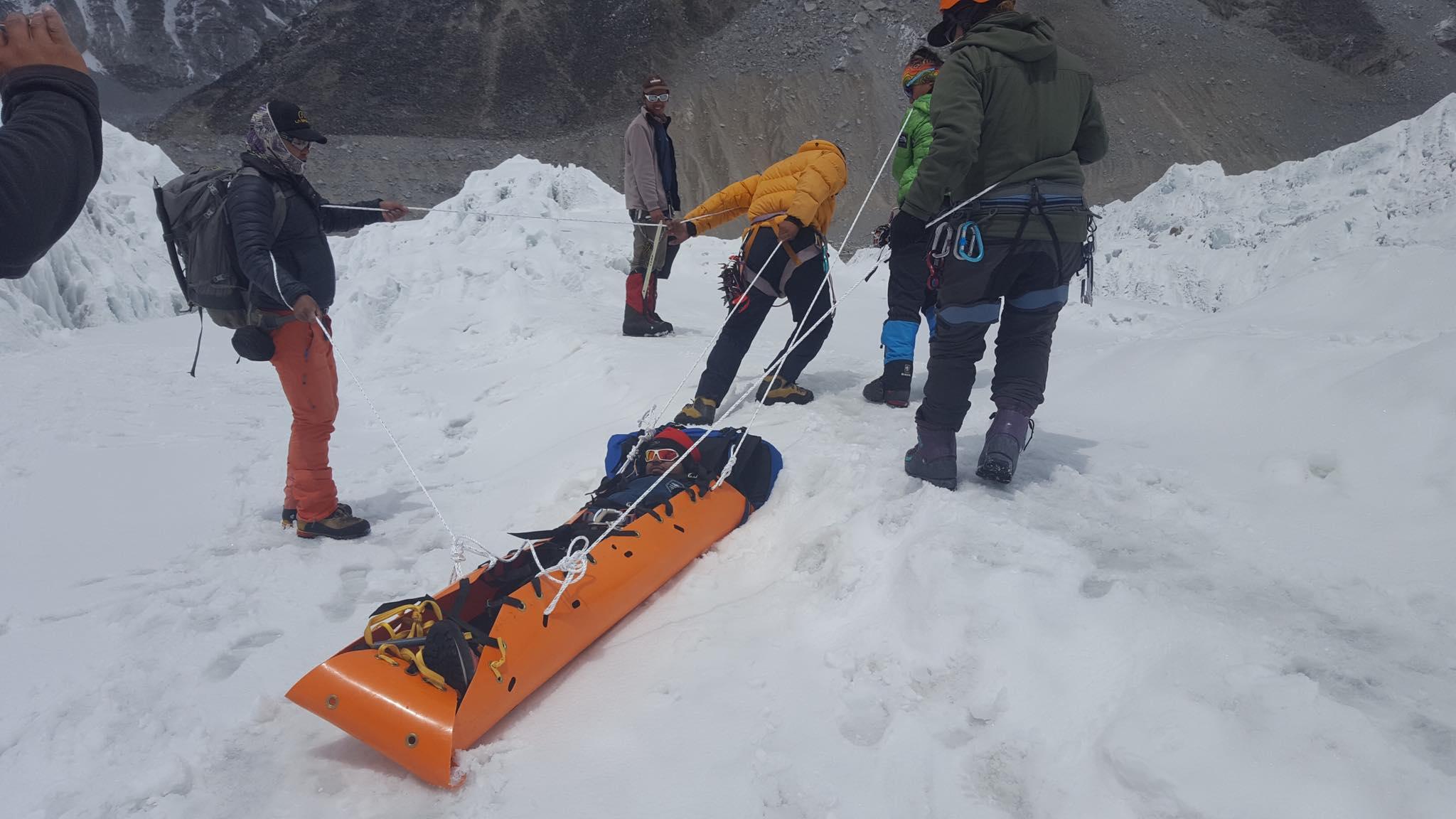 Italian mountain guides dolomiti skirock.