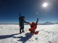 Autumn 2018 Himalayan Climbing: Summits, Missing Climber, Skiing Lhotse